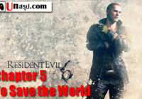 บทสรุป Resident Evil 6 [Jake] – Chapter 5 – To Save the World