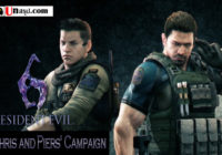 บทสรุป Resident Evil 6 – Chris and Piers' Campaign