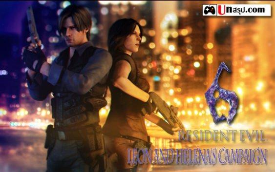 บทสรุป Resident Evil 6 – Leon and Helena's Campaign