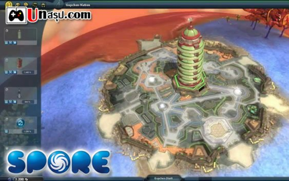 Spore : Civilization Stage