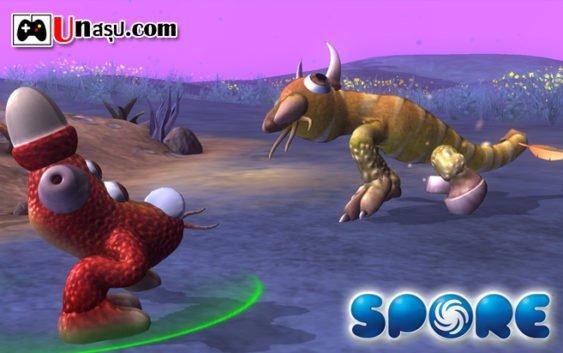 Spore : Creature Stage