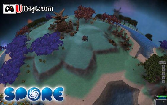 Spore : Space stage – การพัฒนาอาณานิคมในดาวอื่น