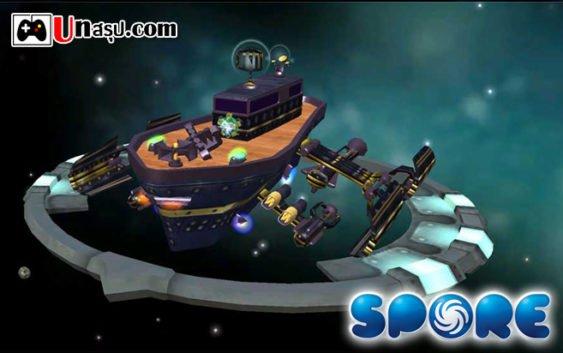 Spore : Space stage – ความทนทานและพลังงานของยานอวกาศ