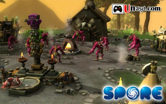 Spore : Tribal Stage