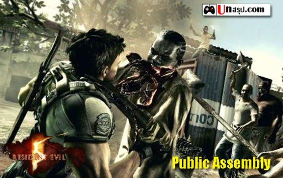 Resident Evil 5 – Public Assembly