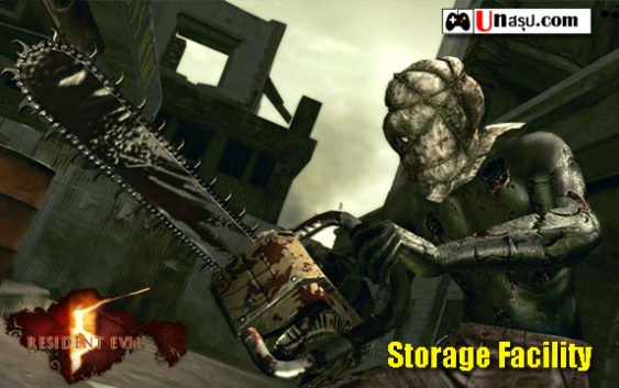 Resident Evil 5 – Storage Facility