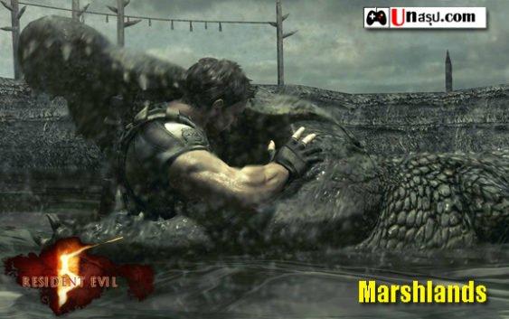 Resident Evil 5 – Marshlands