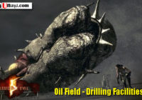 Resident Evil 5 – Oil Field – Drilling Facilities