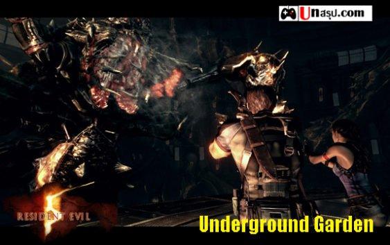 Resident Evil 5 – Underground Garden