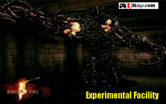 Resident Evil 5 – Experimental Facility