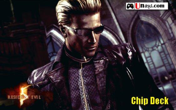 Resident Evil 5 – Chip Deck