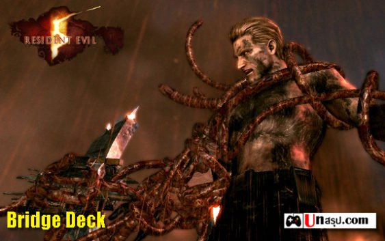 Resident Evil 5 – Bridge Deck