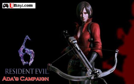 บทสรุป Resident Evil 6 – Ada's Campaign