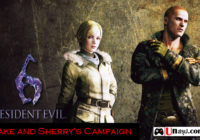 บทสรุป Resident Evil 6 – Jake and Sherry's Campaign