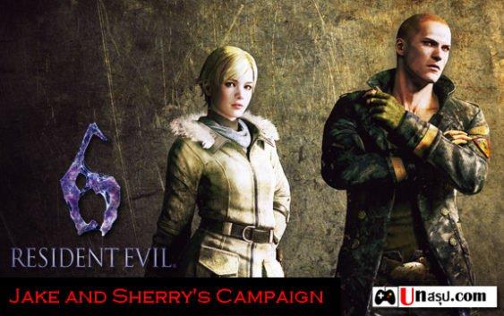 บทสรุป Resident Evil 6 – Jake and Sherry's Campaign