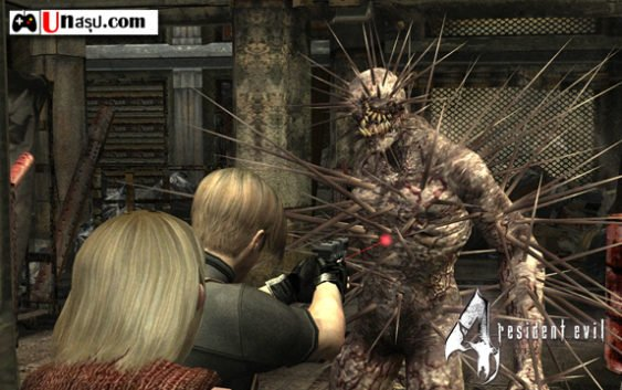 Resident Evil 4 – Chapter 5-1: Military Complex Infiltration / Science Gone Wrong