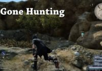 Final Fantasy XV – Side Quest – Gone Hunting