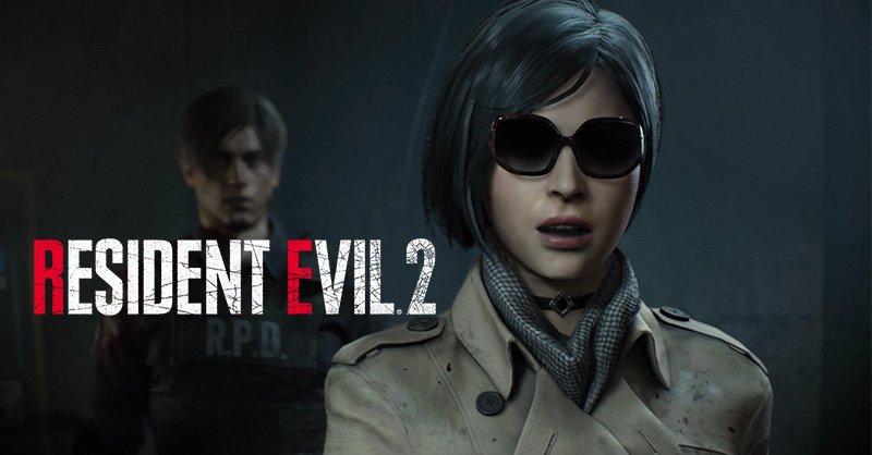 บทสรุป Resident Evil 2