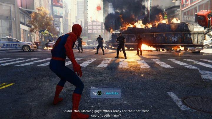 บทสรุป Marvel Spider Man Clearing the Way