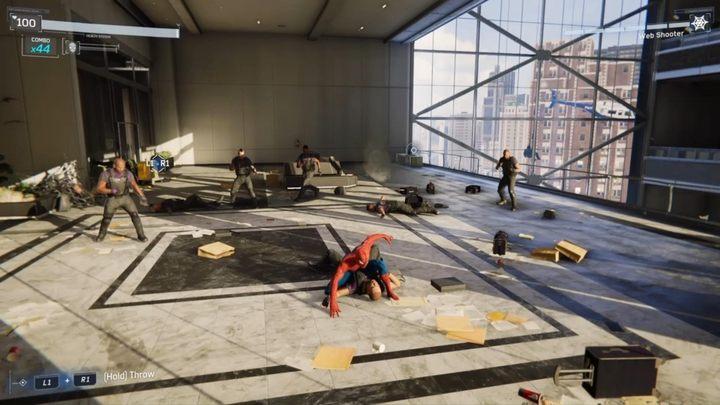 บทสรุป Marvel Spider-Man : The Main Event