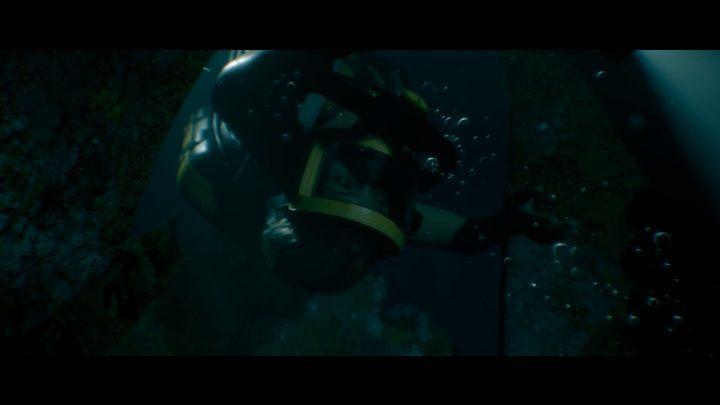 Man of Medan – Chapter4 : Dive