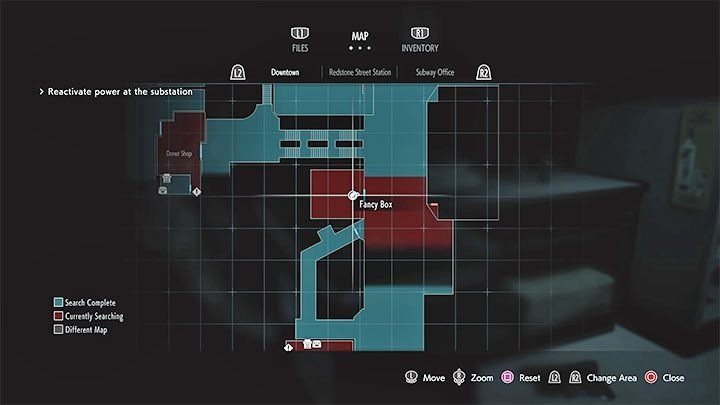 Resident Evil 3 เพชรสีน้ำเงิน (Blue jewel)