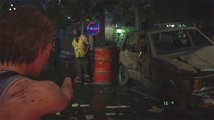 Resident Evil 3 : EP3-Downtown