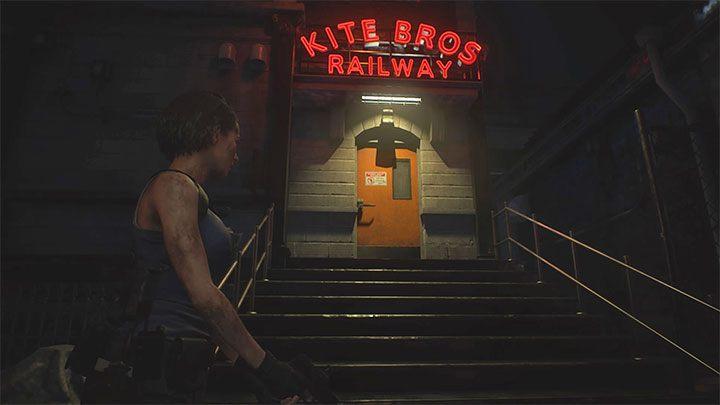 Resident Evil 3 : Kite Bros Railway