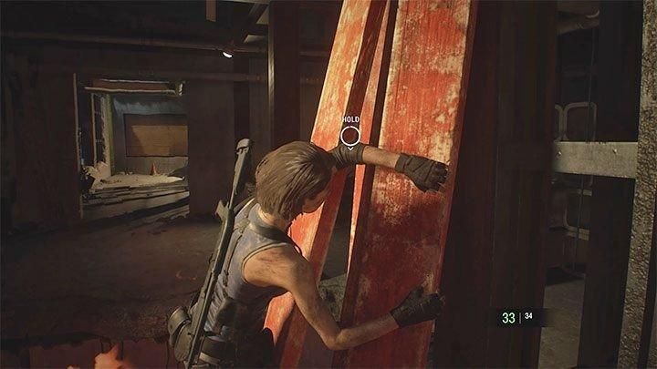 Resident Evil 3 : EP7-Demolition site