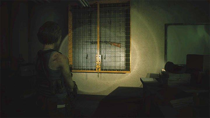 Resident Evil 3 : M3 Shotgun