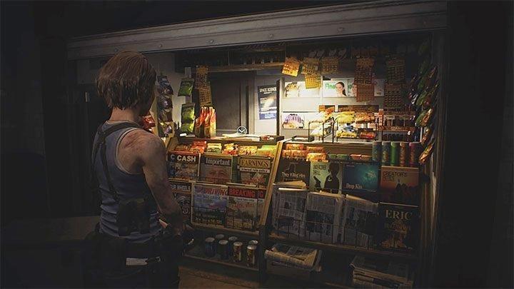 Resident Evil 3 : EP2-Metro station
