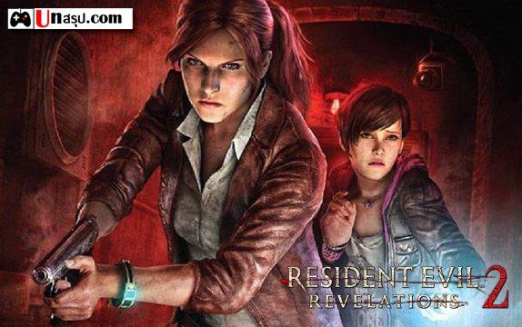 Resident Evil : Revelations 2 - Episode 1 - Penal Colony