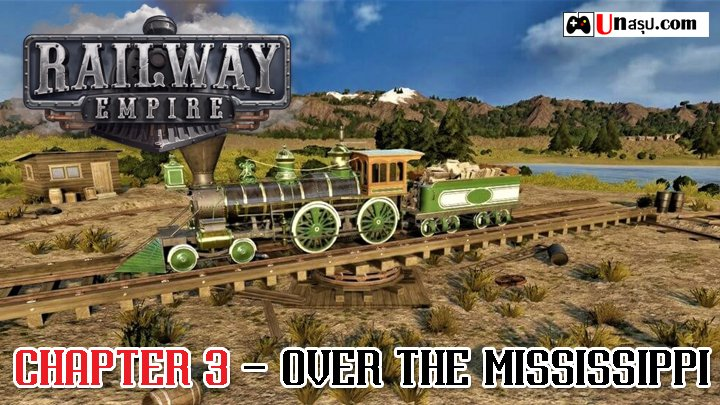 Railway Empire : Chapter 3 - Over the Mississippi