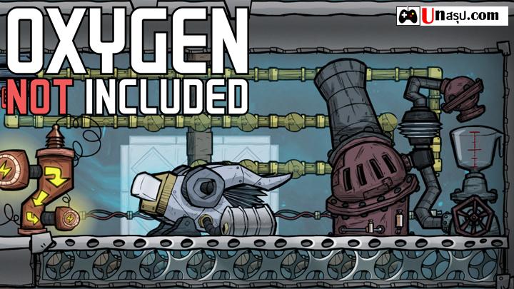 Oxygen-Not-Included-วิธีหาน้ำมันและผลิตพลาสติก